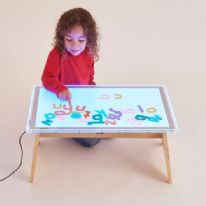 A2 Colour Changing Light Panel And Table Set
